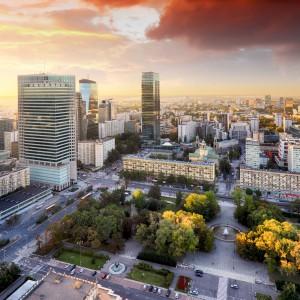 Biznesowe centrum przenosi się na zachód