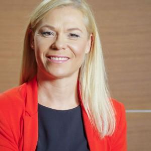 Mariola Raudo, kierownik działu spraw korporacyjnych w Nestlé Polska