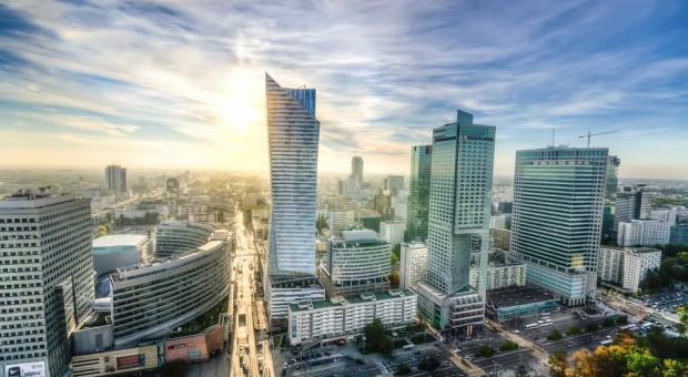 Biznesowe centrum Warszawy przenosi się coraz bardziej na zachód