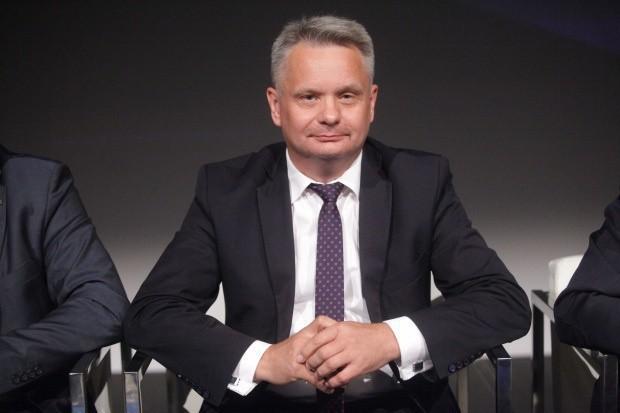 Nie możemy dopuścić do tego, żeby przepisy, które powstają w Polsce były restrykcyjne dla nas, zatrudniających - mówi Maliszewski (Mirosław Maliszewski, fot. PTWP)