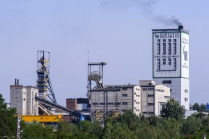 Dziedzic: Górnictwo jest największym pracodawcą w Rudzie Śląskiej