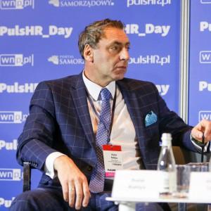 Rafał Bałdys, wiceprezes Polskiego Związku Pracodawców Budownictwa
