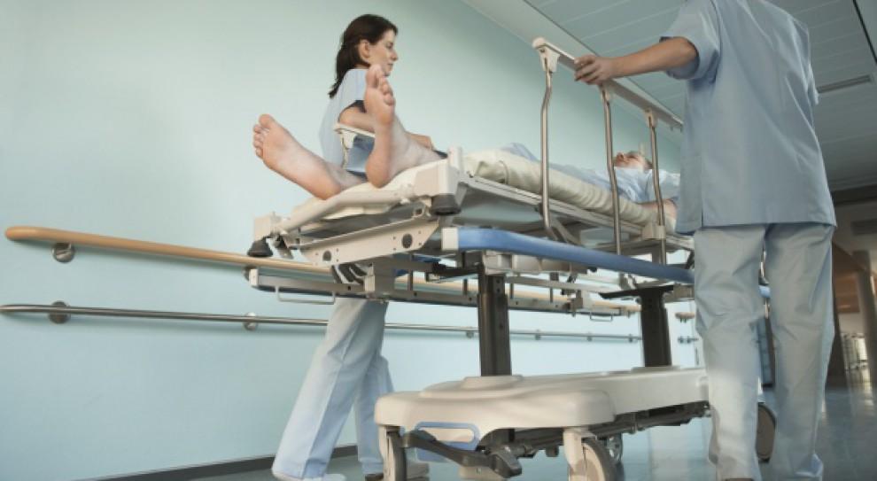 Zgierz: szpital ograniczył przyjęcia, bo brakuje pielęgniarek