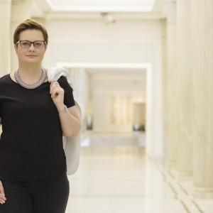 Lubnauer: PiS musi mieć mizerię kadrową by wystawiać Morawieckiego jako premiera