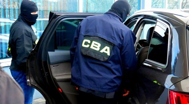CBA zatrzymało pracowników naukowych Wojskowej Akademii Technicznej