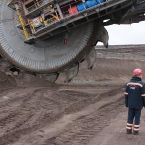 Strajk: Ochroniarze blokowali drogę do kopalni i elektrowni