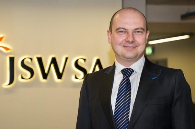 Chcieliśmy częściowo zrekompensować pracownikom utracone zarobki - powiedział prezes JSW (Daniel Ozon, fot.JSW/Dawid Lach)