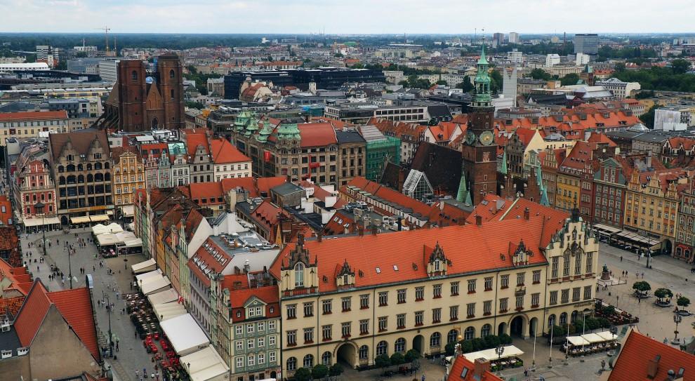 Raport Antal: Wrocław drugim najbardziej atrakcyjnym miejscem dla biznesu
