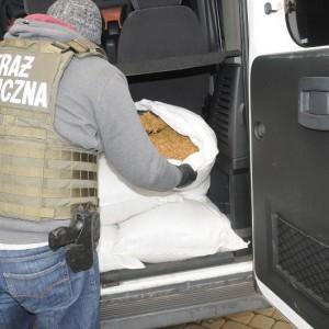 Pracownik straży granicznej zapomniał powiadomić przełożonych, że był karany