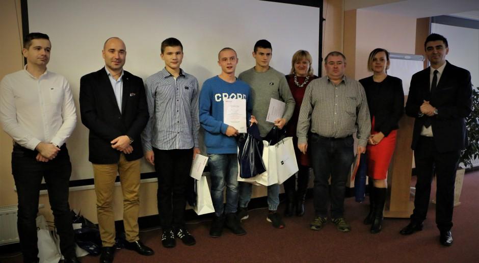 Uczniowie z Młodzieżowego Ośrodka Wychowawczego w Rembowie wygrali konkurs dzięki projektowi