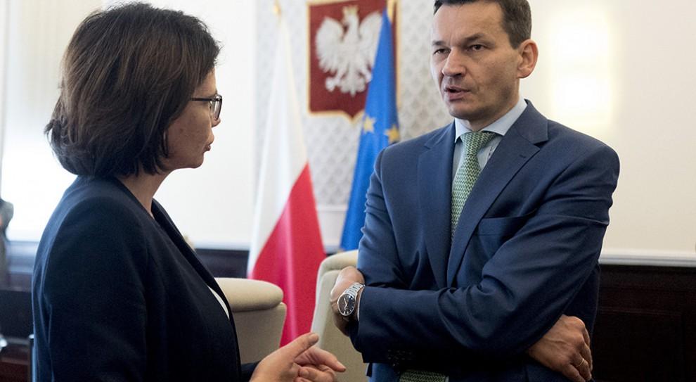 Mateusz Morawiecki: Małe i średnie polskie firmy to jest nasze oczko w głowie