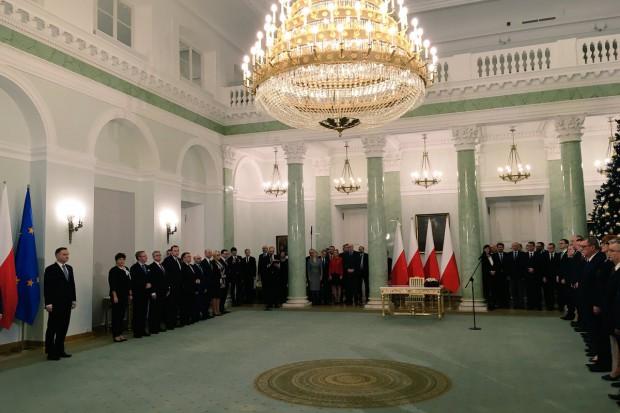 Oto skład rządu Mateusza Morawieckiego