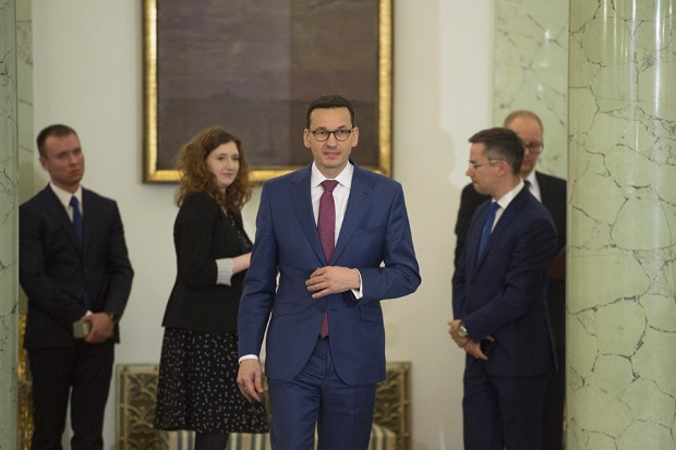 Przedsiębiorcy mają poważne nadzieje z zaprzysiężeniem rządu Morawieckiego