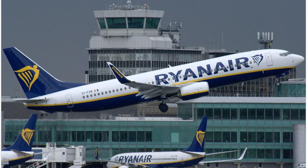Irlandia. Piloci linii Ryanair są bliscy strajku