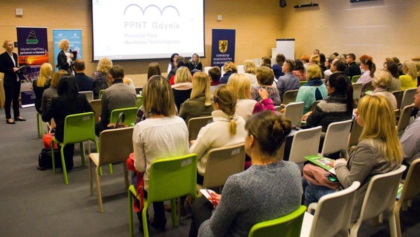 Spotkania z przedsiębiorcami organizowano w Gdyni, Pucku, Tczewie i Kartuzach. (fot. pomorskie.eu)