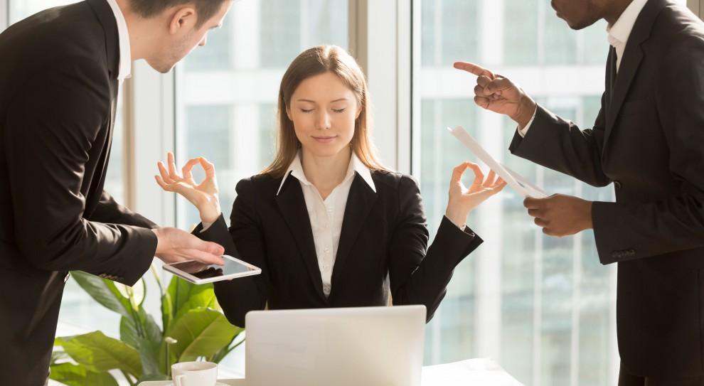 Presja i stres w pracy menedżera. Z tym można sobie poradzić