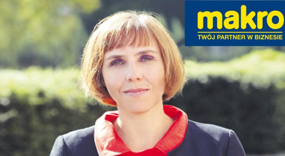 Hanna Dereszyńska poza zarządem Makro Polska