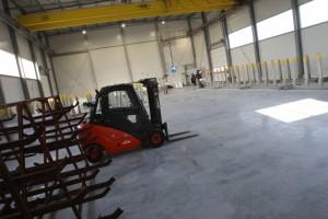 W Płocku powstało centrum dystrybucji wyrobów hutniczych Centrostal-Wrocław