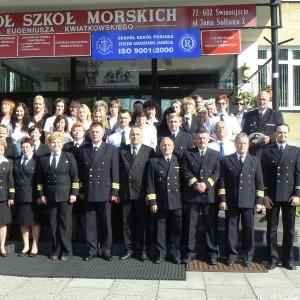 Ministerstwo przejmuje prowadzenie szkoły w Świnoujściu