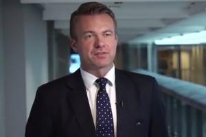 Jarosław Grzywiński zrezygnował z funkcji wiceprezesa GPW