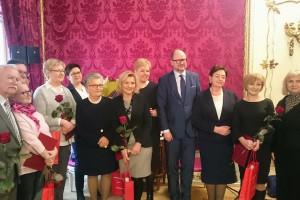 Gdańsk nagrodził pracowników służby zdrowia
