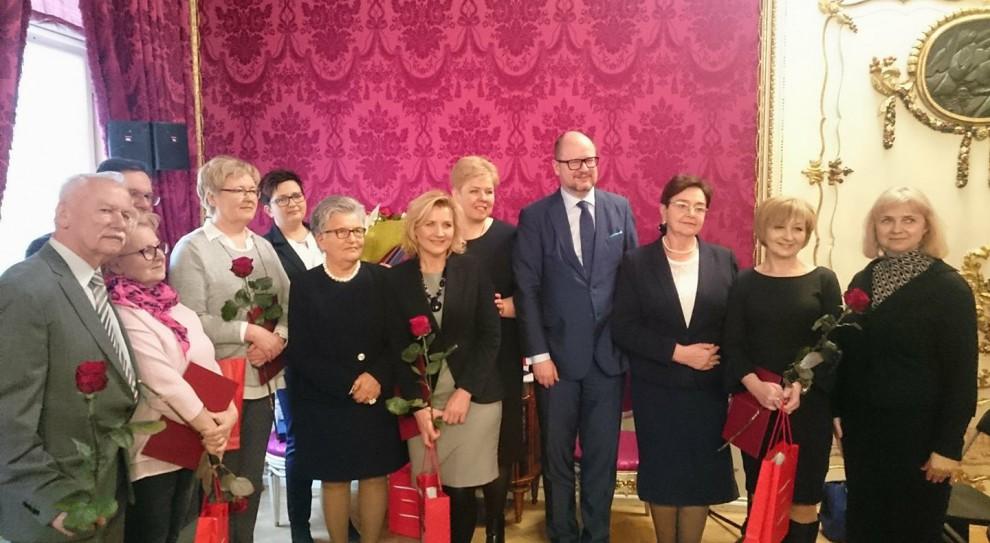 Pracownicy gdańskiej służby zdrowia nagrodzeni