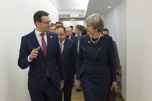 Brexit. Status Polaków na Wyspach priorytetem negocjacyjnym