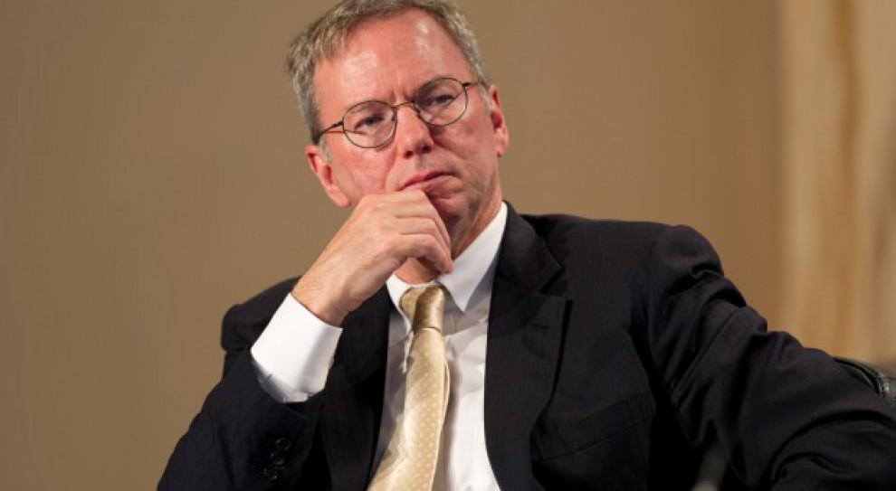 Eric Schmidt rezygnuje ze stanowiska prezesa firmy Alphabet