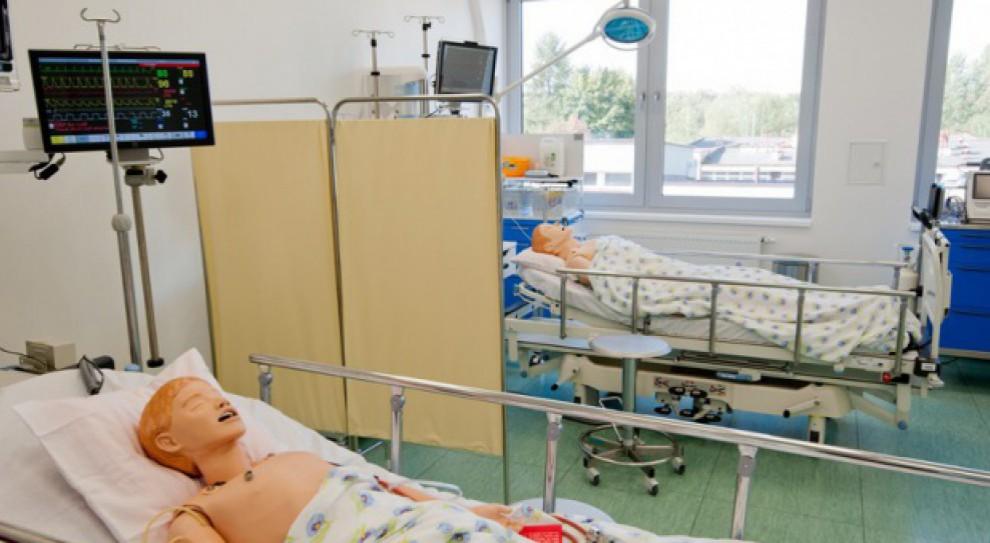 Pielęgniarki będą się uczyć zawodu na symulatorach