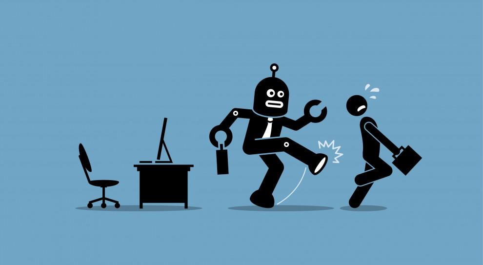 Były szef Apple: Przez roboty zabraknie ludziom pracy
