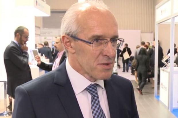 Jan Załubski, prezes firmy logistycznej ZET Transport (fot.newseria)