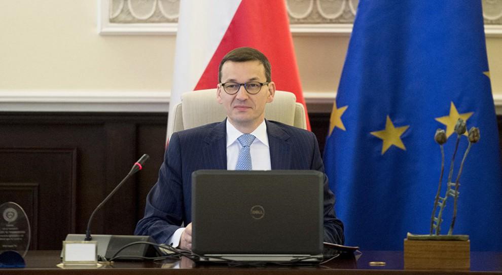 Mateusz Morawiecki: Na razie z lekarzami rezydentami spotka się minister zdrowia