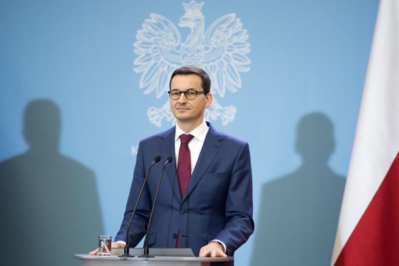 Premier będzie chciał pomóc w rozwiązanie problemu w służbie zdrowia (Mateusz Morawiecki, fot.premier.gov.pl)