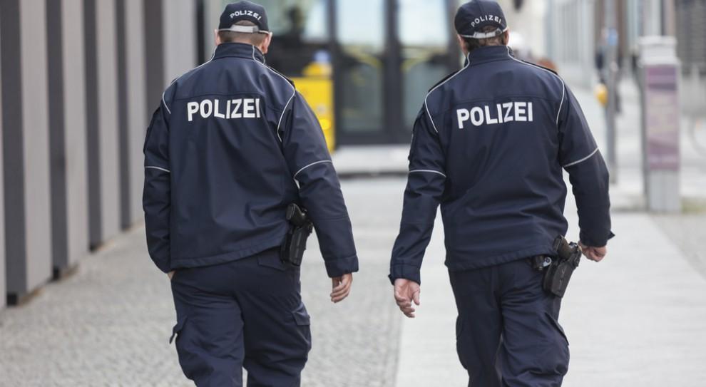 Niemieccy policjanci zapracowani. W 2017 roku ponad 22 mln nadgodzin