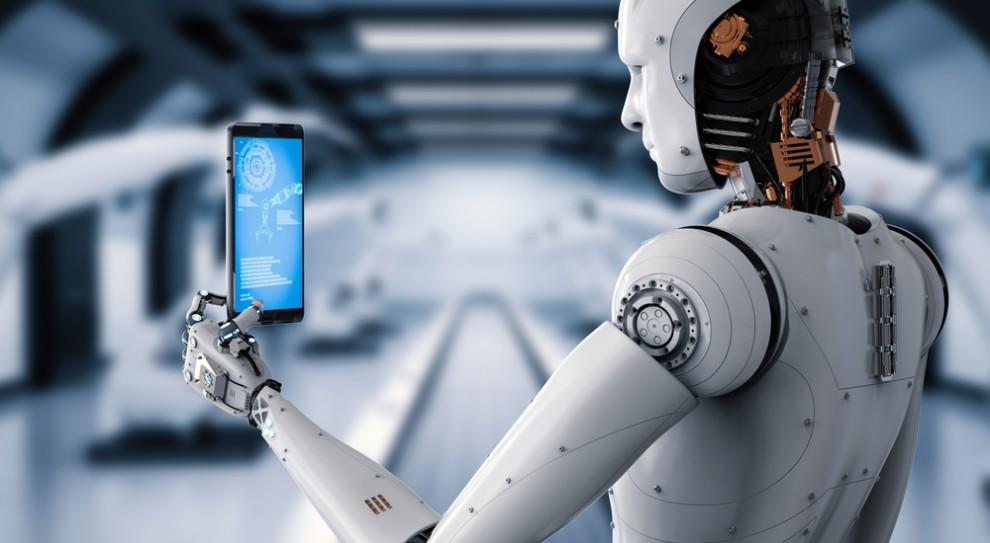 """Rewolucja robotów już się rozpoczęła. """"Automatyzacja odmieni nasze życie"""""""