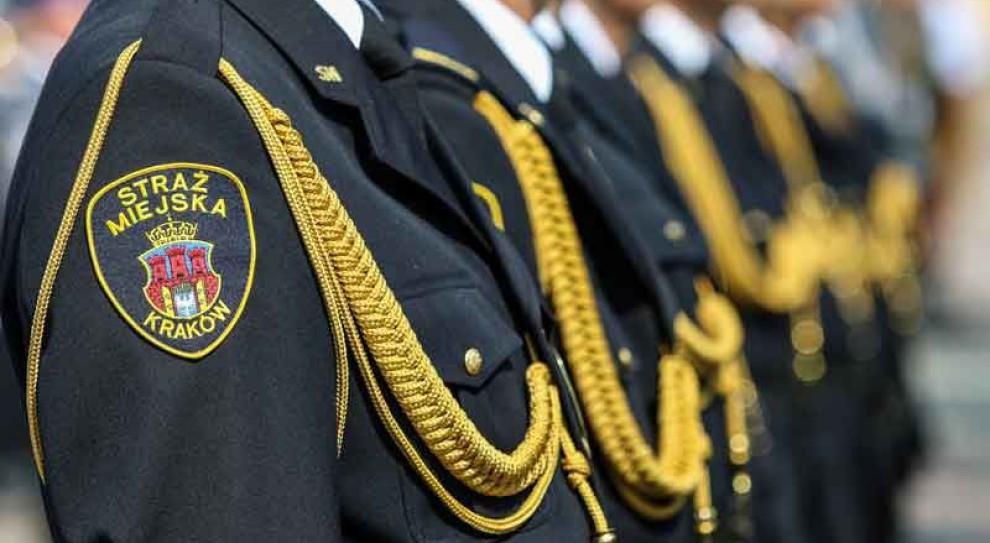 Krakowska straż miejska rekrutuje. Potrzeba 25 funkcjonariuszy
