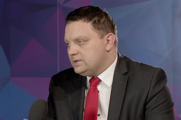 Prezes ARP Marcin Chludziński (fot.PTWP)