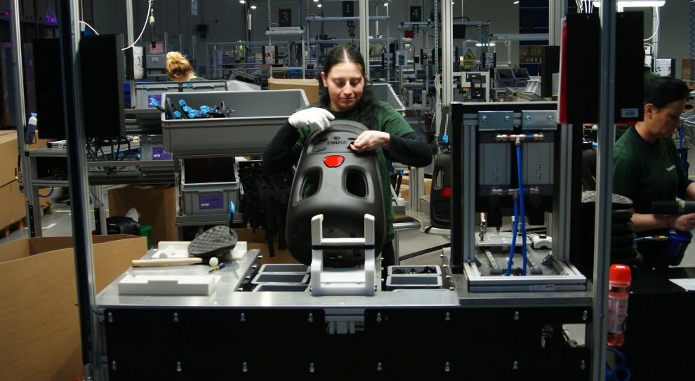 Nowa fabryka w Pile. Thule Group zatrudnia sto osób