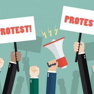 Pracownicy strajkują przeciwko... przepisom o strajkach