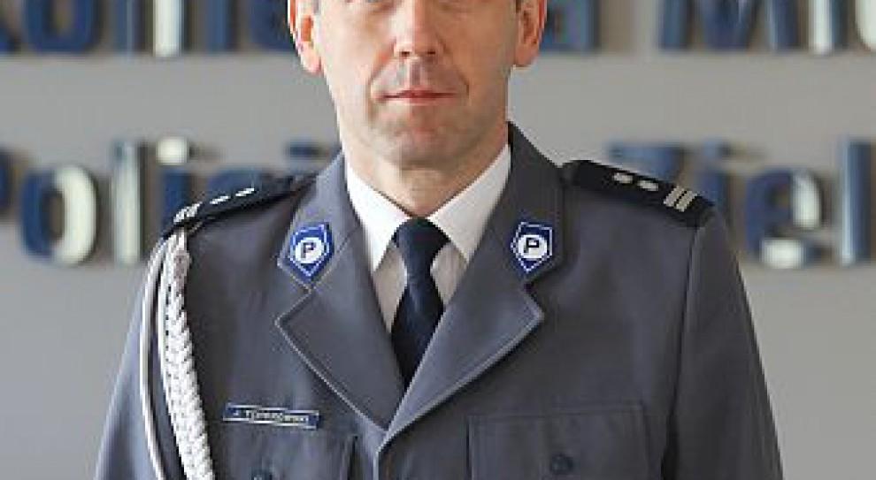 Jarosław Tchorowski komendantem miejskim w Zielonej Górze