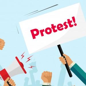 Kolejny strajk przeciwko zmianom przepisów o strajkach