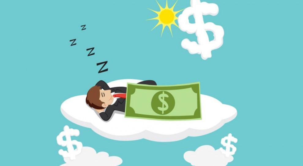 Oszczędności: Jaka pensja jest wystarczająca by spokojnie żyć?