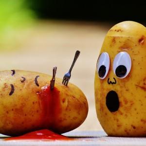 """Brak pracowników z Polski """"zabija"""" brytyjskie ziemniaki"""