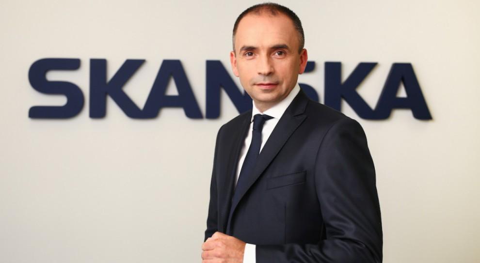 Magnus Persson prezesem Skanska Polska