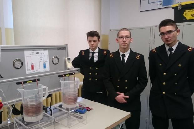 Nowa pracownia dla gdańskich techników