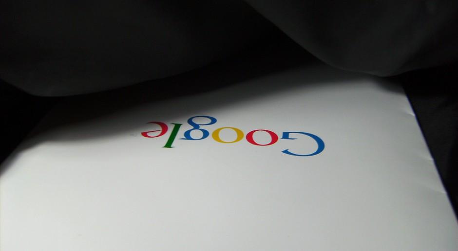 Logo Google na korespondencji, źródło: flickr.com/CC BY-SA 2.0