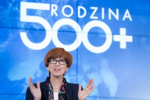 Elżbieta Rafalska: Nowe wyzwania dla pracowników socjalnych
