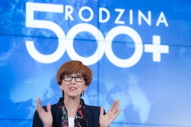 Rafalska: Nowe wyzwania dla pracowników socjalnych