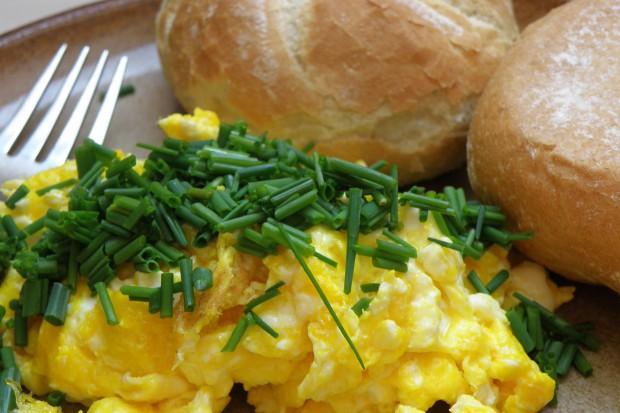 Start-up wymyślił... sposób na wegańską jajecznicę