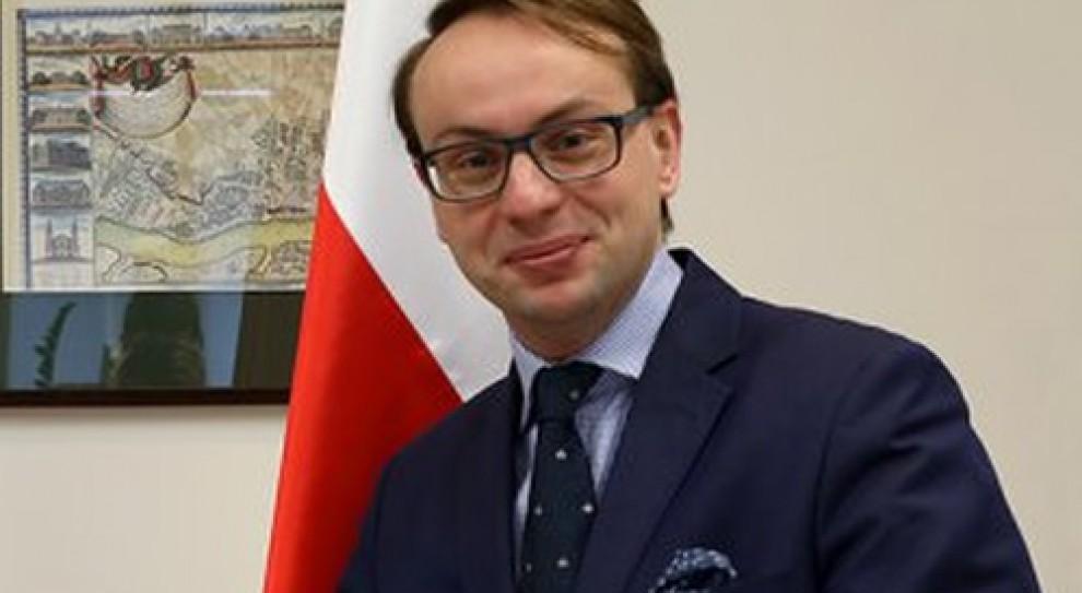 Krzysztof Kozłowski nowym wiceszefem MSWiA